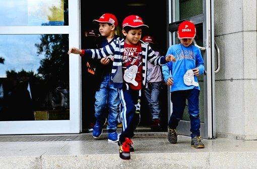 ABC-Schützen: Sicher zur Schule