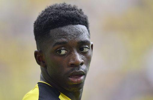 Ousmane Dembélé wechselt zum FC Barcelona