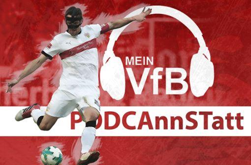 Christian Gentner und die Partie gegen Eintracht Frankfurt stehen im Fokus unserer aktuellen Podcast-Folge über den VfB Stuttgart. Foto: StN/Baumann