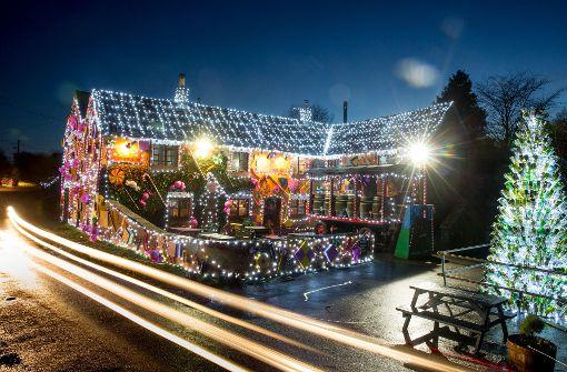 So schön ist die Weihnachtszeit im Südwesten Englands