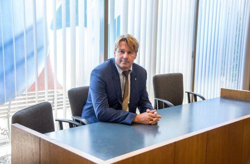 Stadt zieht gegen Bernd Klingler vor Gericht