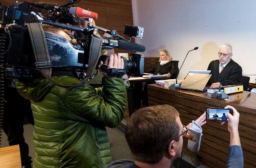 Staatsanwalt fordert lebenslange Haft