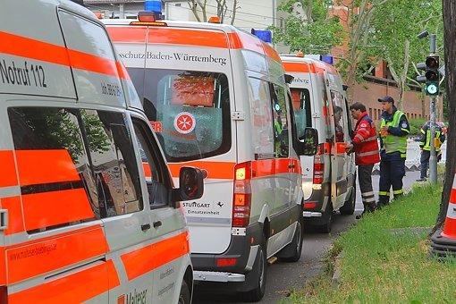 Klinikumzug: Olgahospital Stuttgart zieht in den Neubau Foto: www.7aktuell.de   Andreas Friedrichs