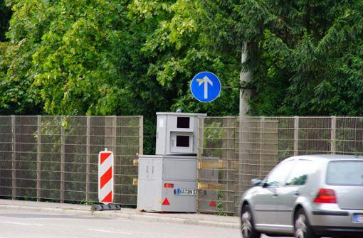 Von Donnerstag an gilt Tempo 40 am Neckartor