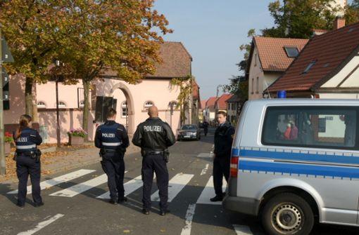 Mutter und Sohn sterben bei Polizeieinsatz