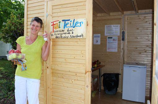 Zusätzliches Geld für die neue Foodsharing-Hütte