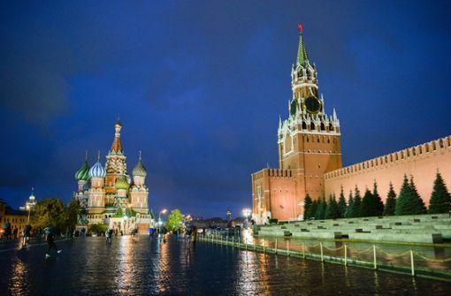 Russland weist 23 britische Diplomaten aus