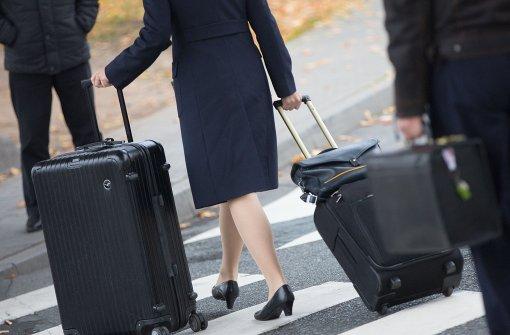Flugbegleiter-Gewerkschaft einigt sich mit Lufthansa