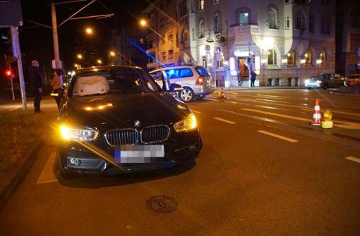 Am Montagabend ist es in Stuttgart-Ost zu einem Unfall gekommen. Foto: SDMG