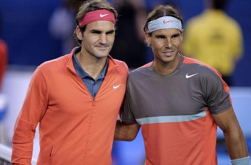 Nadal folgt Federer ins Halbfinale der Erfahrenen