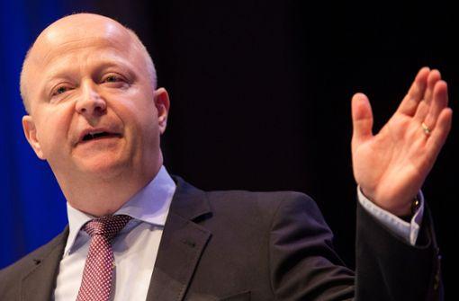 """FDP-Landeschef Michael   Theurer prangert """"grüne"""" Verbotspolitik an"""