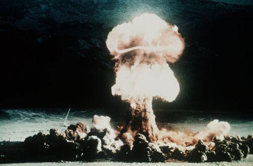 Trumps Aussagen zu US-Nuklearwaffen stimmen nicht
