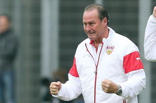 Ex-VfB-Trainer spricht über den Druck beim VfB