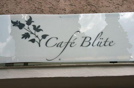 Treffpunkt ist das Café Blüte in der Johannesstraße. Foto: Timo Lackner