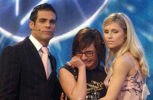 """Daniel Küblböck wurde 2002/2003 durch die erste Staffel der Castingshow """"Deutschland sucht den Superstar"""" bekannt. Foto: Archiv"""