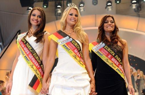 Neue Miss Germany ist ein Mathefreak