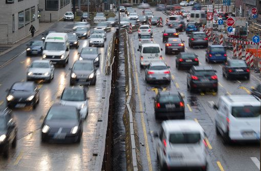 Autoverbände kritisieren Diesel-Fahrverbot