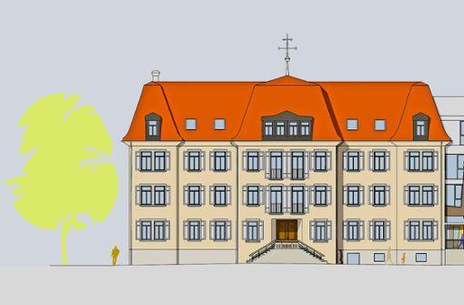 Blumhardt-Haus erhält seinen Glanz zurück
