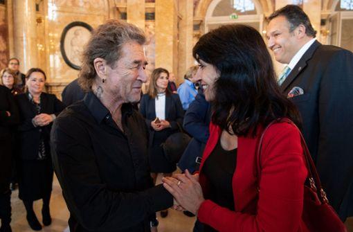 Peter Maffay setzt sich für Sinti und Roma ein