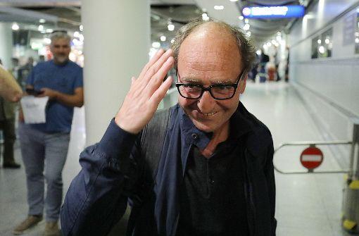 Autor bei Ankunft in Deutschland beschimpft