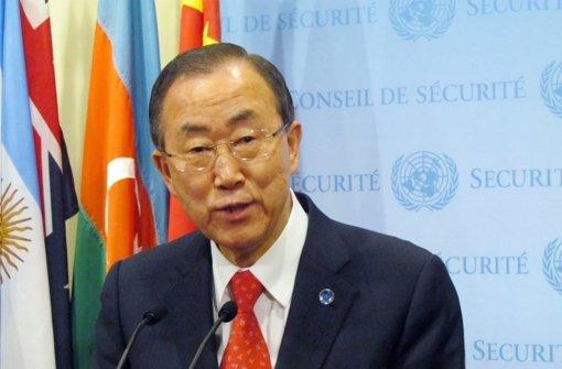 UN lädt Iran in letzter Minute ein