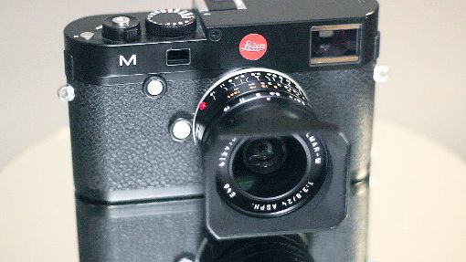 Leica M - Videoansicht