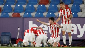 Athletic Bilbao spielt doppeltes Copa-Finale