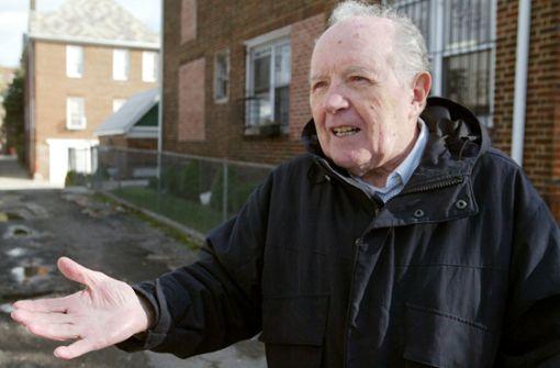 Kein Land wollte den ehemaligen Nazi-Aufseher Jakiw Palij aufnehmen. Jetzt ist er in Düsseldorf gelandet. Foto: The New York Times