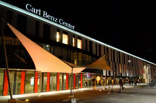 Carl-Benz-Arena sagt Auftritt ab
