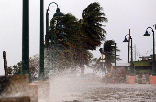 Sturm verwüstet Puerto Rico