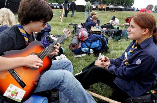 Mit Gitarre und Rucksack in den Untergang