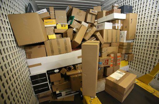 Immer mehr Beschwerden über Paketdienste