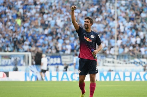 Rani Khedira sorgt sich um den VfB