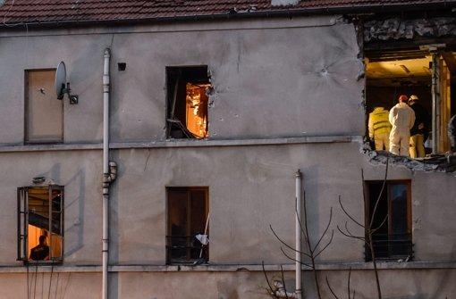 Zwei Männer und eine Frau tot in erstürmter Wohnung