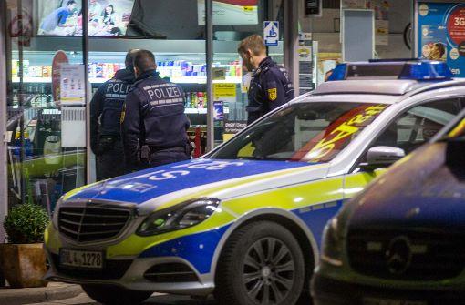 Tankstellenräuber geht ins Netz der Polizei