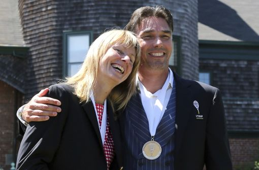 Tennis-Star mit Helena Sukova in Hall of Fame aufgenommen