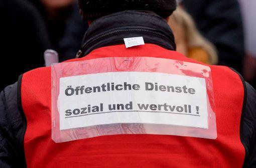 Warnstreiks auch am Stuttgarter Staatstheater