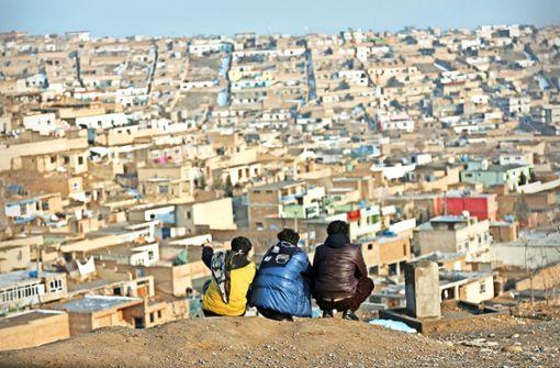 Wie Kabuls Einwohner dem Terror trotzen
