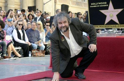 Hobbit-Regisseur Jackson bekommt Stern