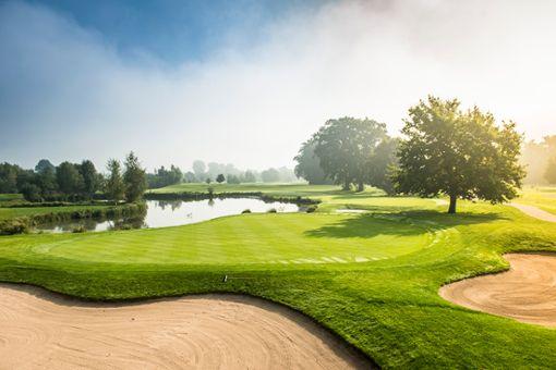 Traumhafte Golfplätze vor der Haustüre: Rund um Bad Griesbach gibt es sechs 18-Loch-Plätze  Foto: Gäste- und Kurservice Bad Griesbach im Rottal