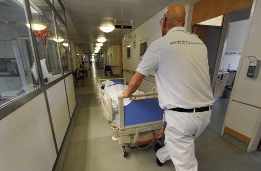 Uniklinik Freiburg stellte Strafanzeige