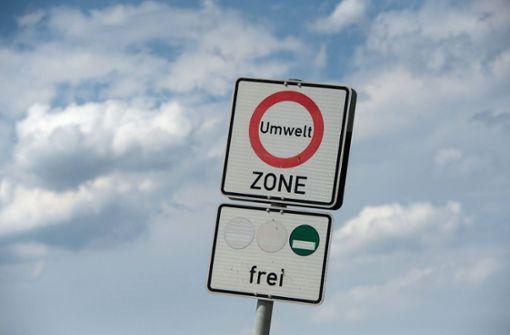 Viele Verstöße gegen die Umweltzone