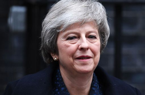 Theresa May gewinnt Misstrauensabstimmung