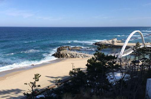"""Ein Ausflug an Südkoreas Traumstrände – """"Betthupferl"""" Teil 12"""