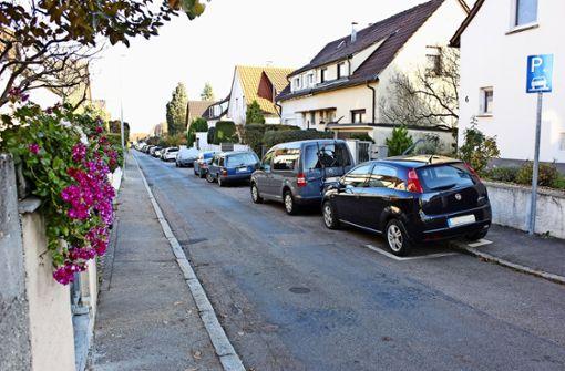 Diskussion über Straßenumbau