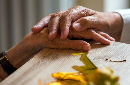 Palliative Pflege bei Demenzerkrankten