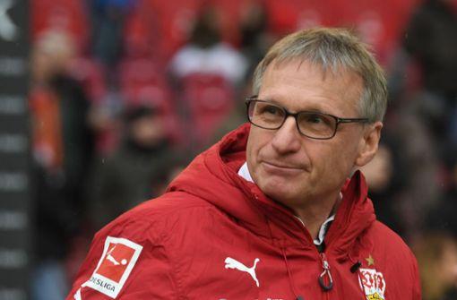 Reschke bedauert verpassten Europa-League-Einzug
