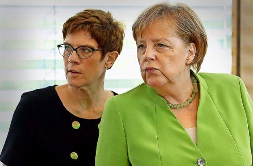 Unionsfrauen wollen keine Macho-CDU