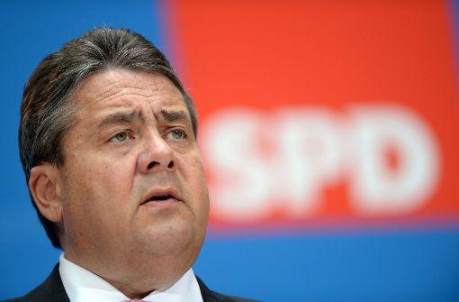 Gabriel cool, Steinmeier besorgt