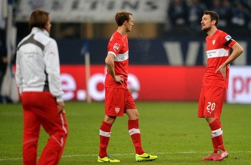 VfB Stuttgart verliert 0:3 auf Schalke